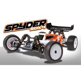 Serpent Spyder SDX4 buggy 1/10 4wd